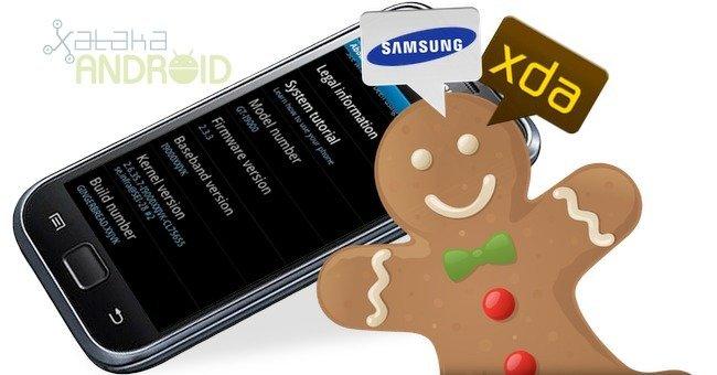 Samsung Galaxy S con la 2.3.3 oficial