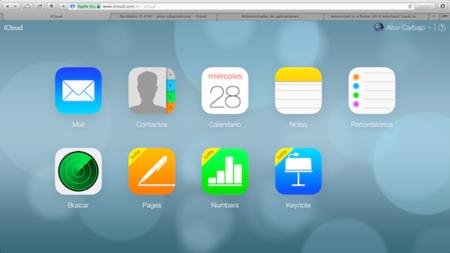 iCloud intranet
