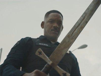 'Bright', primer tráiler de una fantasía de David Ayer con Will Smith para Netflix