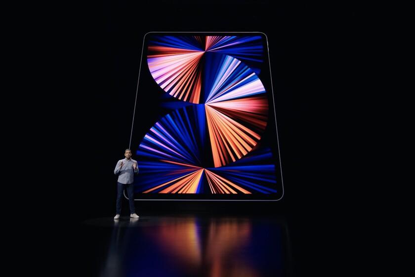 El iPad Pro se gradúa: el nuevo modelo llega con el chip M1 de Apple, hasta 16 GB de RAM y pantalla MiniLED con 1.000 nits