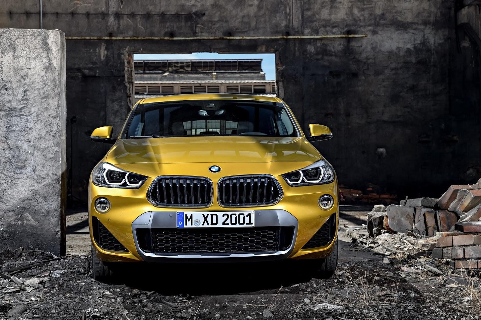 Foto de BMW X2 (3/57)