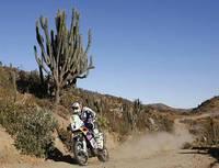 Dakar 2010: La Serena - Santiago, etapa 10