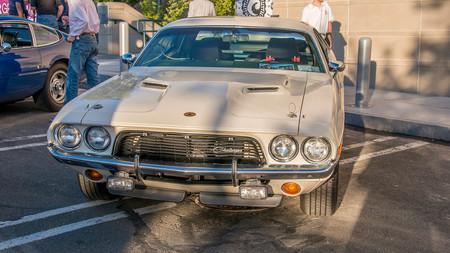 Dodge Challenger Brock Yates