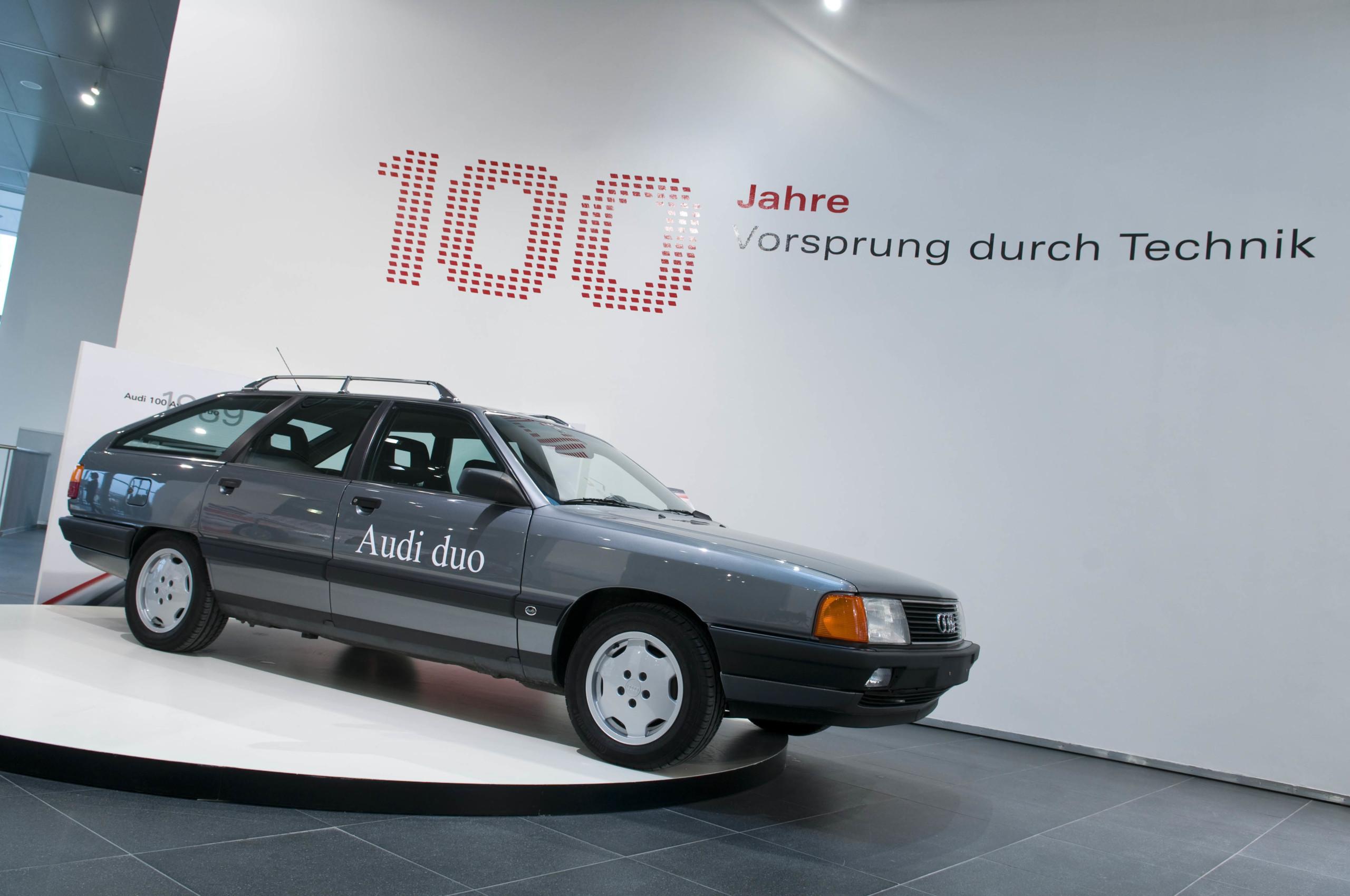 Foto de Audi Duo (9/12)