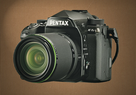Pentax K-1 Mark II, la primera réflex full frame de la casa se actualiza con algunas novedades como una sensibilidad ISO de 819.200