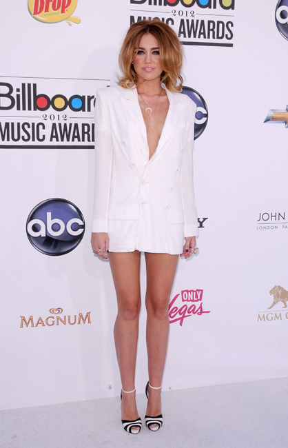 Miley Cyrus Premios Billboard