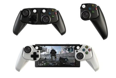 Un mando de Xbox acoplado al móvil: así es la patente de Microsoft