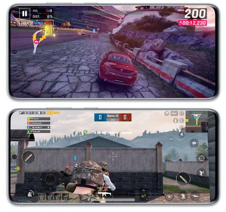 Samsung Galaxy S20 Ultra Pantalla Agujero