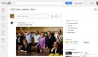 El tráfico de Google+ sube un 66% en nueve meses mientras que el de Facebook baja un 3,75%