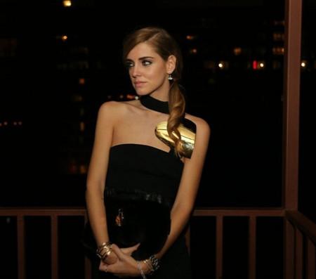 ¿Qué look utilizar para ir a un cóctel?. Chiara Ferragni y Burberry nos dan las pautas para ir perfecta