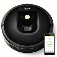 Roomba 981, un robot aspirador de gama alta, hoy por 150 euros menos en Amazon