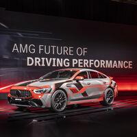 Mercedes-AMG presenta dos nuevos motores híbridos enchufables, uno de ellos un V8 de ¡804 hp!