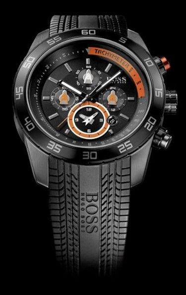 Boss Racing Watches presenta el reloj de la Formula 1