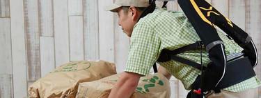 Exoesqueletos para ancianos: la solución japonesa para que los mayores de 60 puedan seguir trabajando