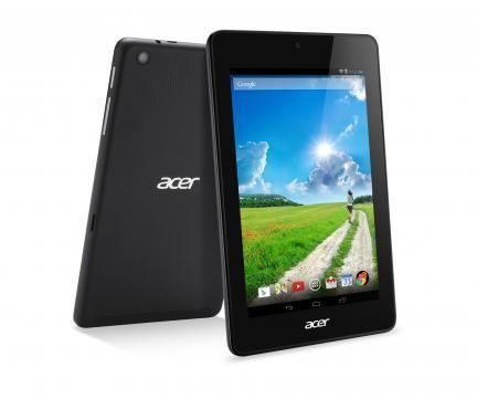 Acer insiste en tablets Android de 7 pulgadas y precio tentador