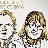 Hacía 55 años que una mujer no ganaba el premio Nobel de Física