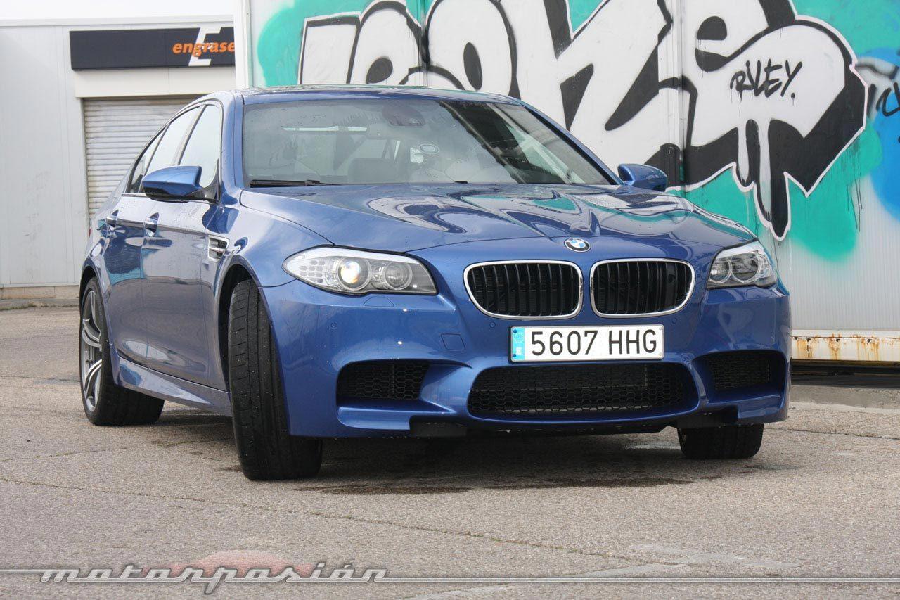 Foto de BMW M5 (Prueba) (15/136)