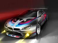 BMW M6 GT3 competirá en 2016
