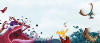 'Rayman Origins': nuevo tráiler