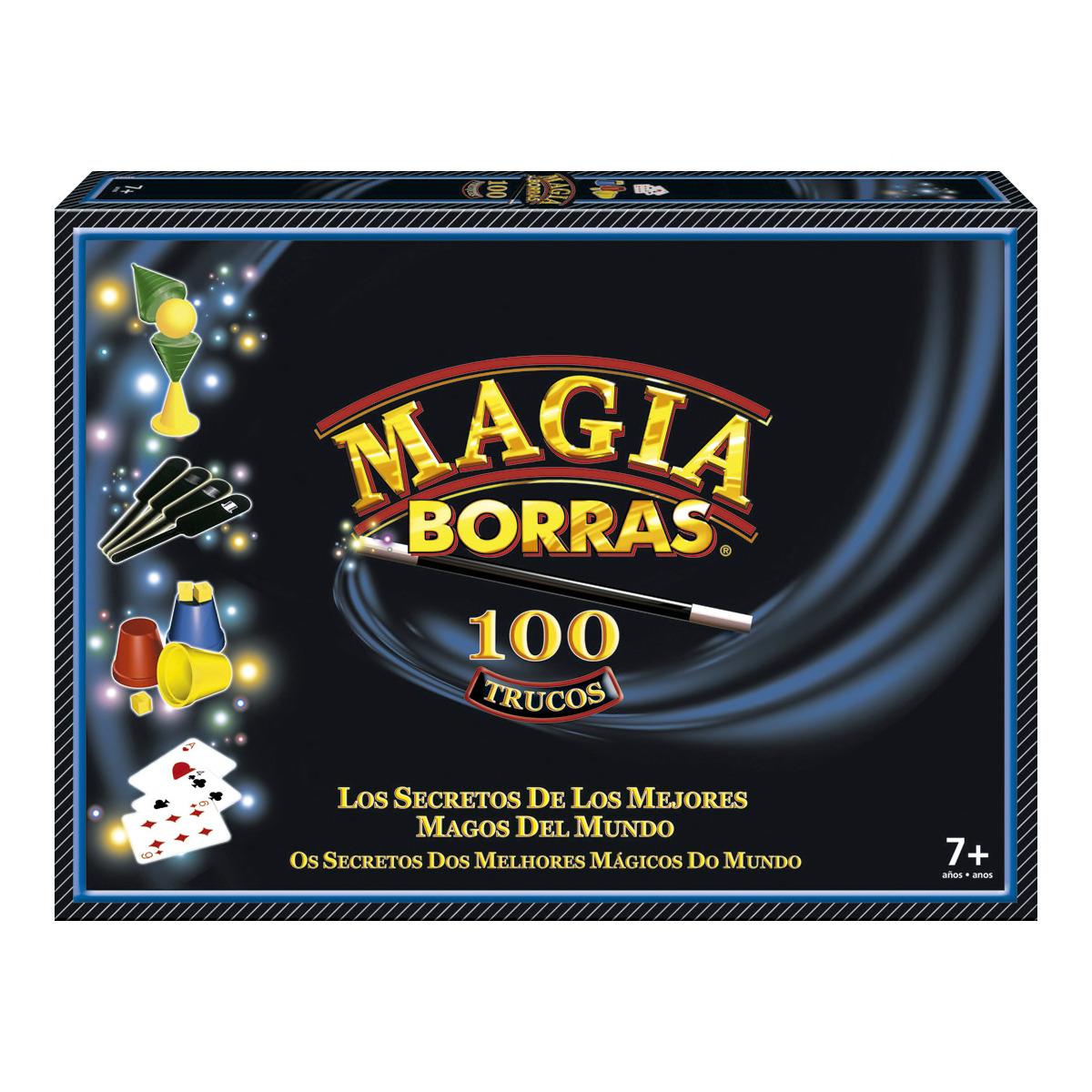 Magia Borrás Clásica 100 trucos Educa Borrás
