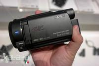 Handycam 4K, primeras impresiones