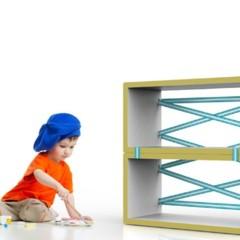 Foto 4 de 5 de la galería divertida-coleccion-de-muebles-para-ninos-de-two-six en Decoesfera
