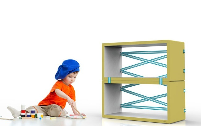 Foto de Divertida colección de muebles para niños de Two.six (4/5)