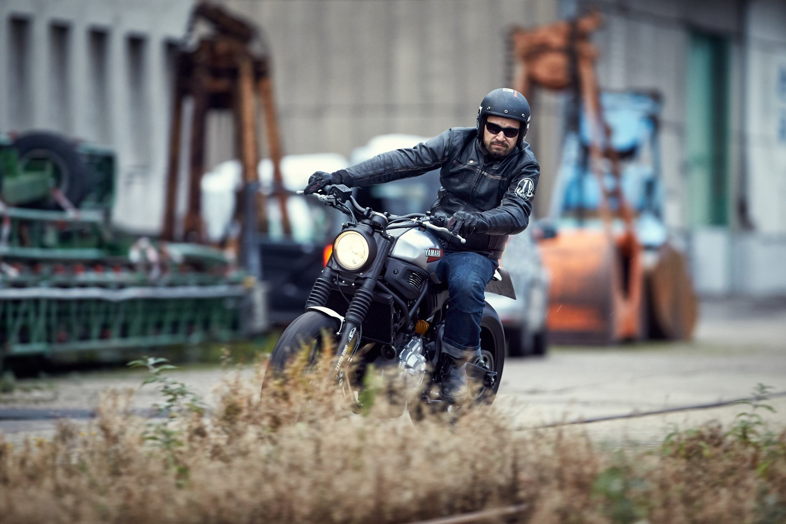 Foto de Yamaha XSR700 Super 7 by JvB-Moto (7/25)