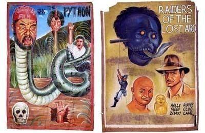 Carteles de cine diferentes