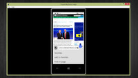 Ya es posible proyectar la pantalla de Windows Phone 8.1 en tu PC