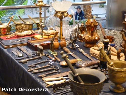 Feria Nacional de Anticuarios
