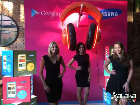 Samsung y Google se alían en México para ofrecer 60 días de Google Play Music ilimitado