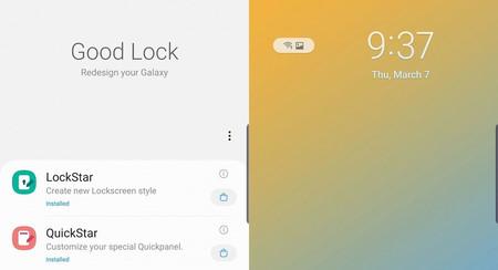 Samsung actualiza su app de personalización Good Lock para que soporte Samsung One UI