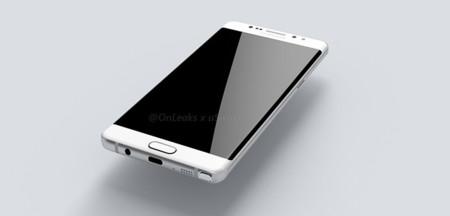 El Samsung Galaxy Note 6 (o Note 7) asoma en nuevos renders