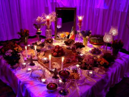 Persian New Year Table Haft Sin In Holland Nowruz Photo By Pejman Akbarzadeh Pdn