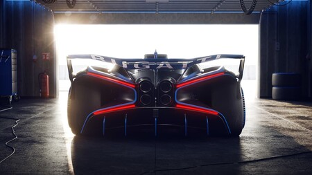 Bugatti Bolide Hypercar Mas Bello 3