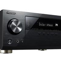 Pioneer VSX-LX302, un receptor AV de gama media con lo último en formatos de audio y vídeo