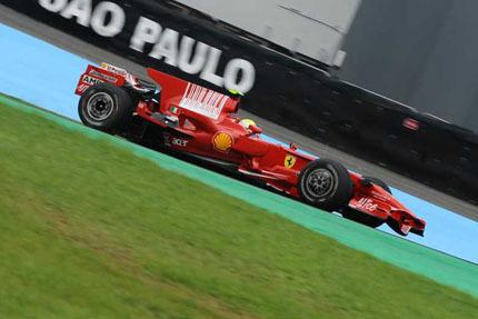 Massa saldrá desde la pole y Hamilton cuarto