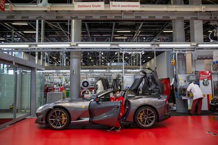 Ferrari Regresa A La Normalidad 3