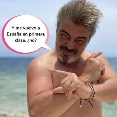 Antonio Canales, nuevo (y feliz) expulsado de 'Supervivientes': esta es la sorpresita del programa que no se esperaba