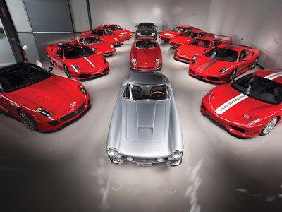 La colección Ferrari Performance se vende por 287 millones de pesos