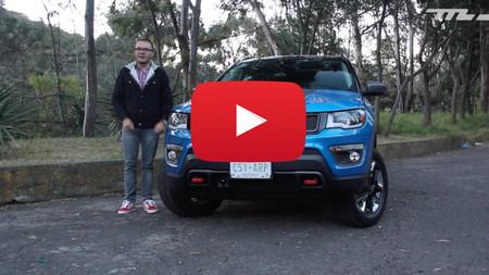 Jeep Compass Trailhawk, videoprueba: Ciudad, lodo, nieve y terracería, el Compass no pierde ADN Jeep