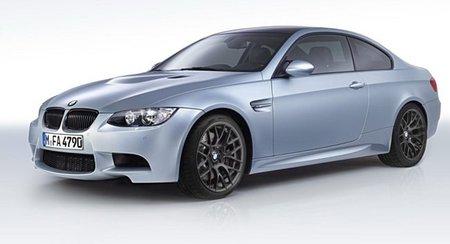 BMW M3 Coupé Competition Edition, sólo para América