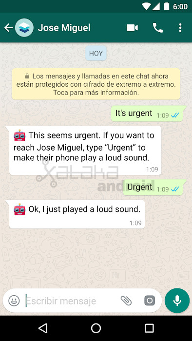Reply Urgent