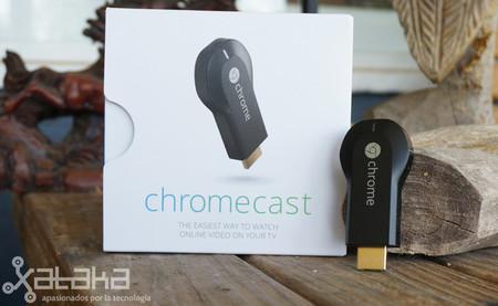 Google Chromecast llega oficialmente a México