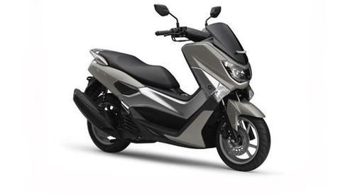 Nueva Yamaha N-MAX para el mercado asiático