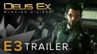 Deus Ex: Mankind Divided sale el año que viene pero lo vas a desear hoy mismo [E3 2015]