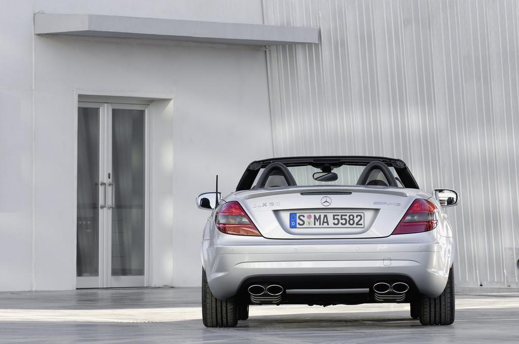 Foto de Mercedes SLK 55 AMG (12/22)