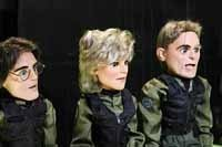 "El Sci-Fi Channel cancela ""Stargate SG-1"""