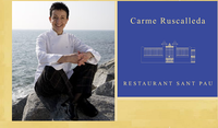 Restaurant Sant Pau, sede de la prestigiosa chef Carme Ruscalleda